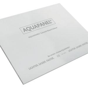 Cementbaserade skivor Aquapanel